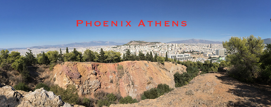 Phoenix Athens Gallery and Residency