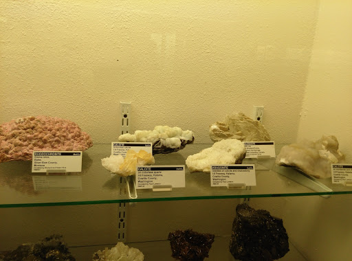Natural History Museum «Rice Northwest Museum of Rocks & Minerals», reviews and photos, 26385 NW Groveland Dr, Hillsboro, OR 97124, USA