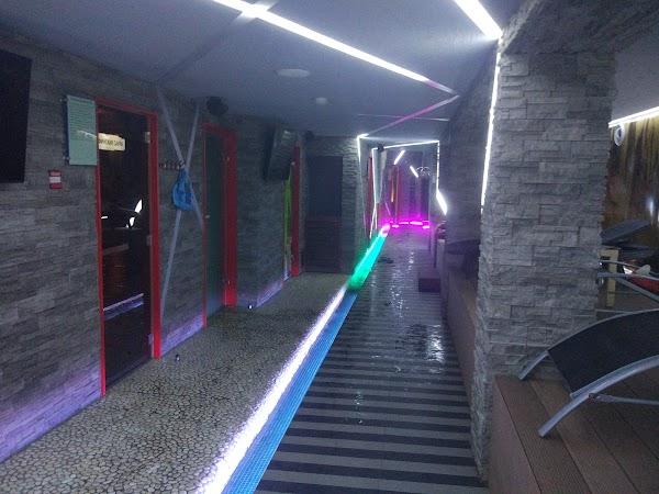 Фитнес-клуб с бассейном «Джимпро» в городе Реутов, фотографии