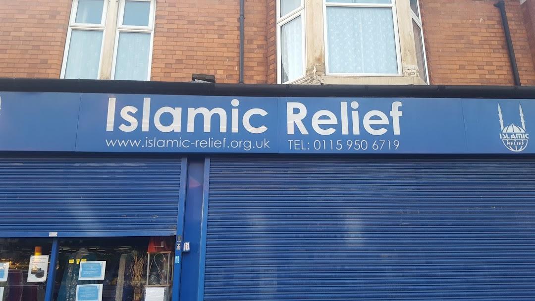 Islamic Relief Shop Nottingham