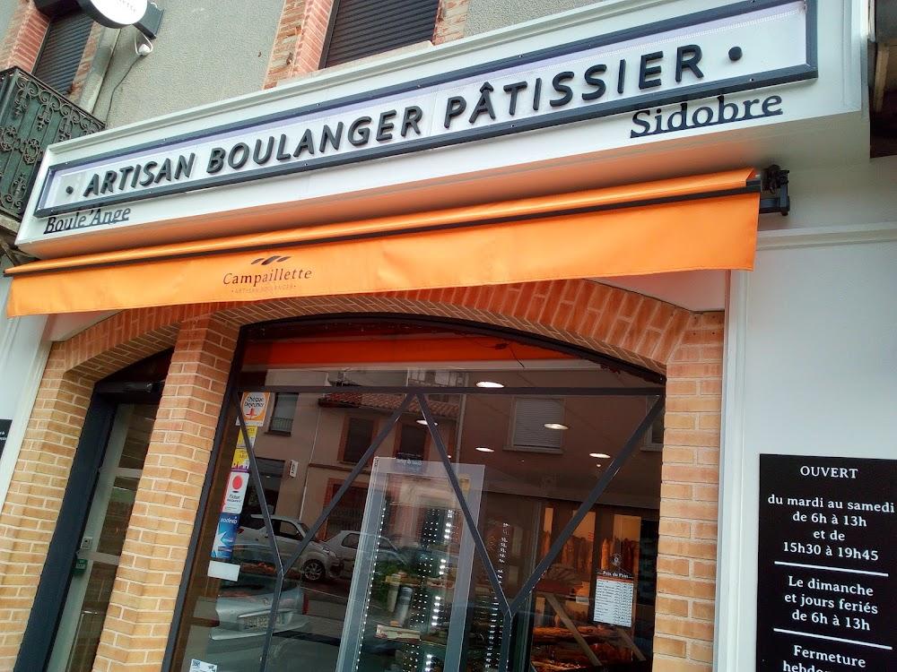 Boulangerie pâtisserie LA BOULE'ANGE Caraman