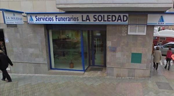 Funeraria La Soledad. Albia Granada.