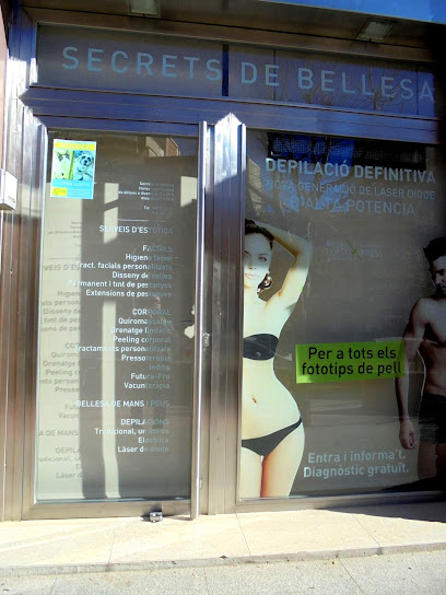 imagen de masajista Secrets de Bellesa