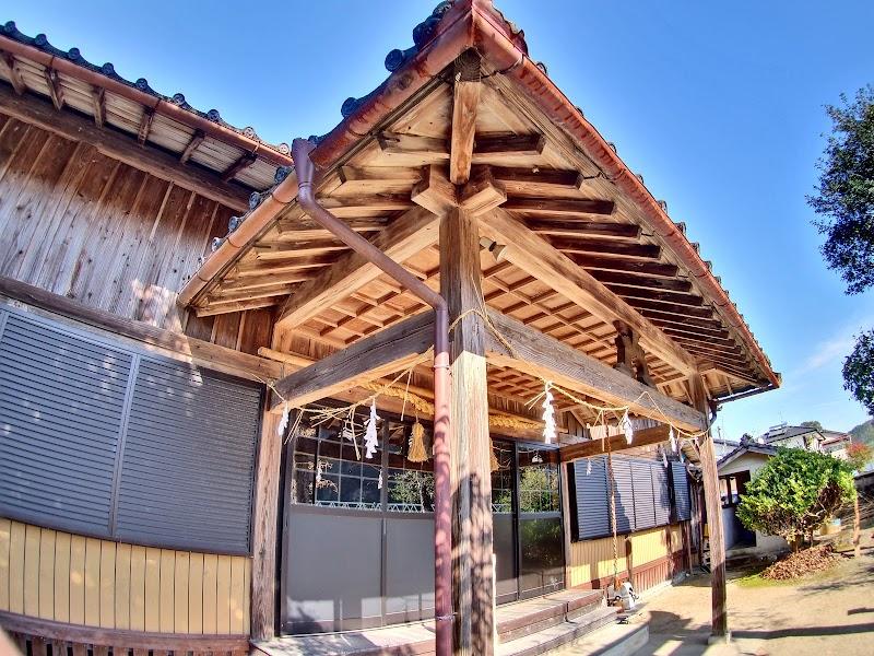薩摩瀬神宮