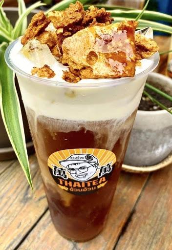 萬萬 泰式飲料 Thai tea