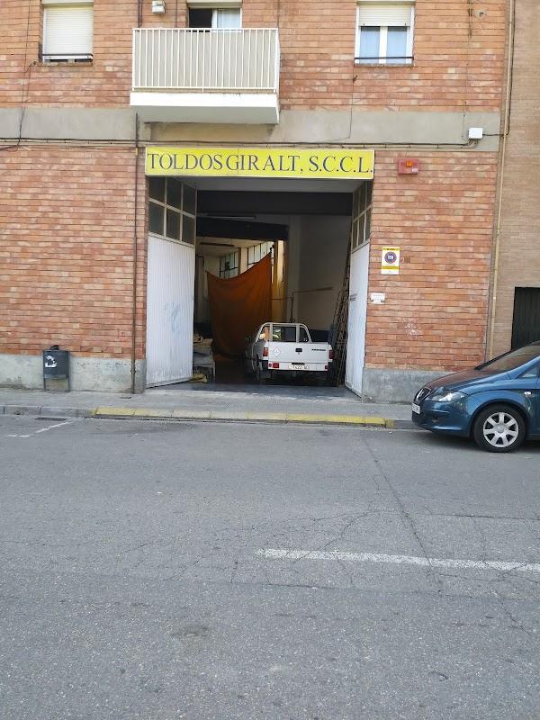 Toldos Giralt S C C L Lleida