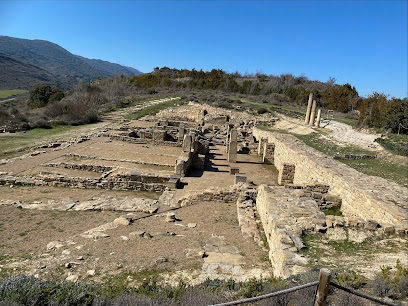 Ciudad romana de Santa Criz