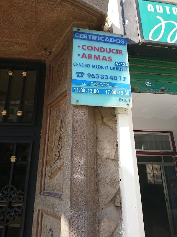 Centro Medico Reconocimientos Urrutia - Valencia