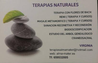 imagen de masajista TERAPIAS NATURALES EN TOLEDO.. REIKI. FLORES DE BACH. MASAJE METAMORFICO. CURSOS