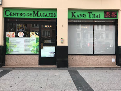 imagen de masajista Kang Thai