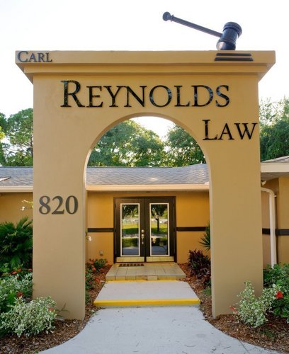 Personal Injury Attorney «Carl Reynolds Law», reviews and photos