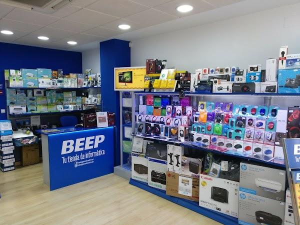 BEEP Informática Jaén Bulevar
