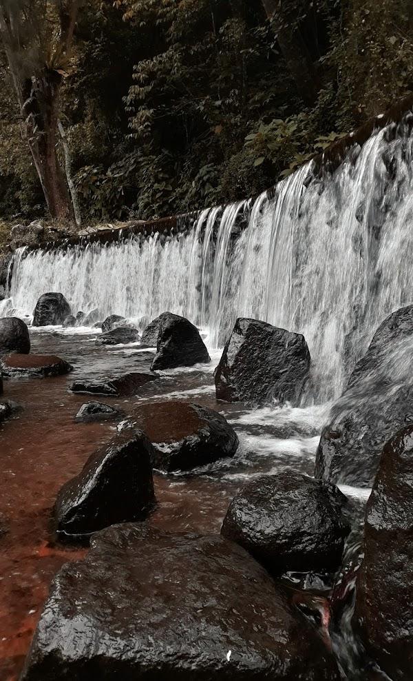 Curug Waterfall Cibogo