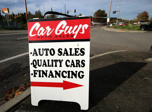 Used Car Dealer «Car Guys», reviews and photos, 411 Washington Ave N, Kent, WA 98032, USA