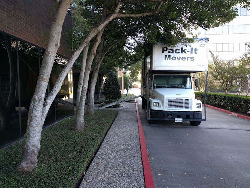 Mover «Pack It Movers Sugarland», reviews and photos