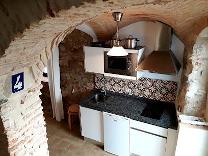 La Casina de Piedra 1 ¿Dónde Dormir en Cáceres?
