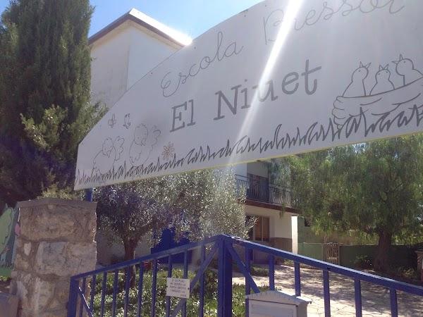 ESCOLA BRESSOL EL NIUET LA LLAR DE LES ARTS