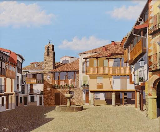 Arte-10 Escuela de pintura de Ciudad Real