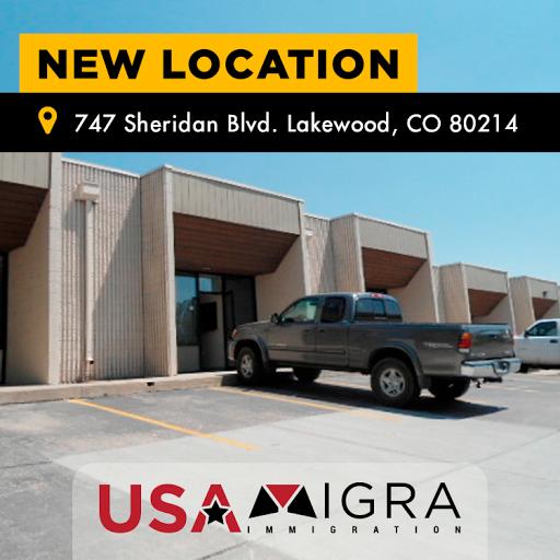 USAMigra Immigration - Abogado de Inmigración en Colorado, 747 Sheridan Blvd Unit 8E, Lakewood, CO 80214, USA, Immigration Attorney