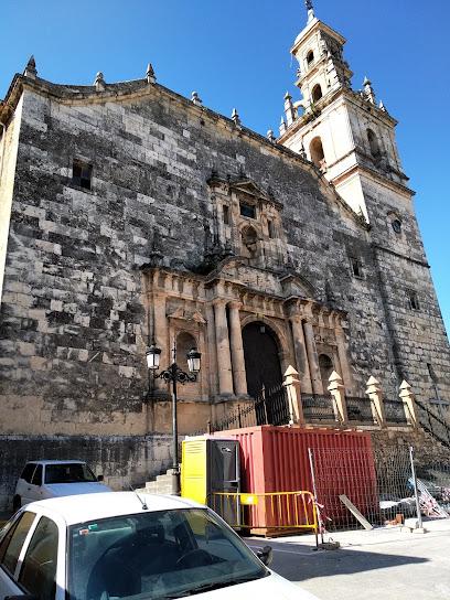 Enguera Church of Saint Michael Archangel