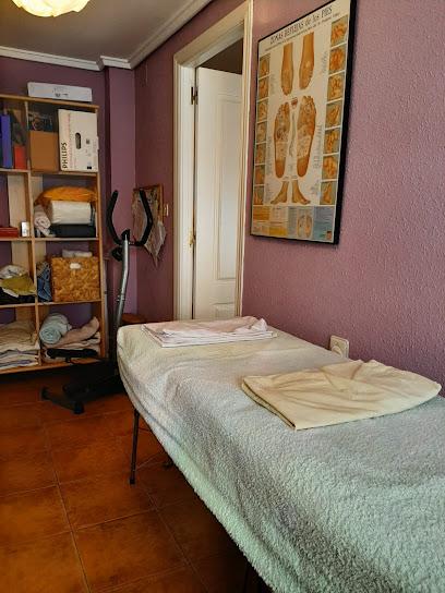 imagen de masajista Quiromasaje Valencia