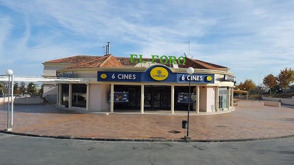 CINESA EL FORO 3D
