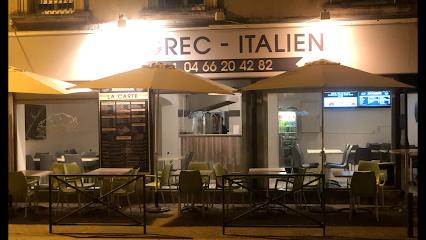 photo du restaurant Le grec italien