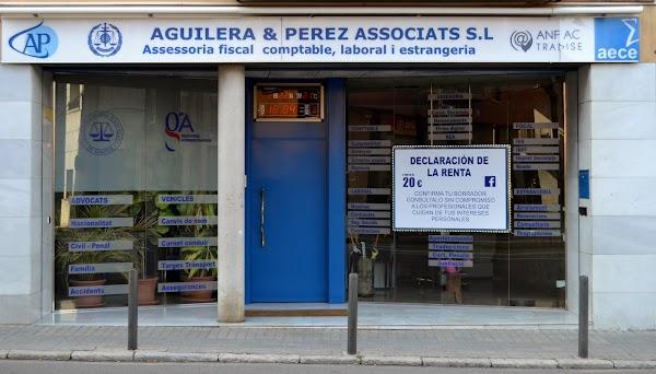 Aguilera Pérez Associats