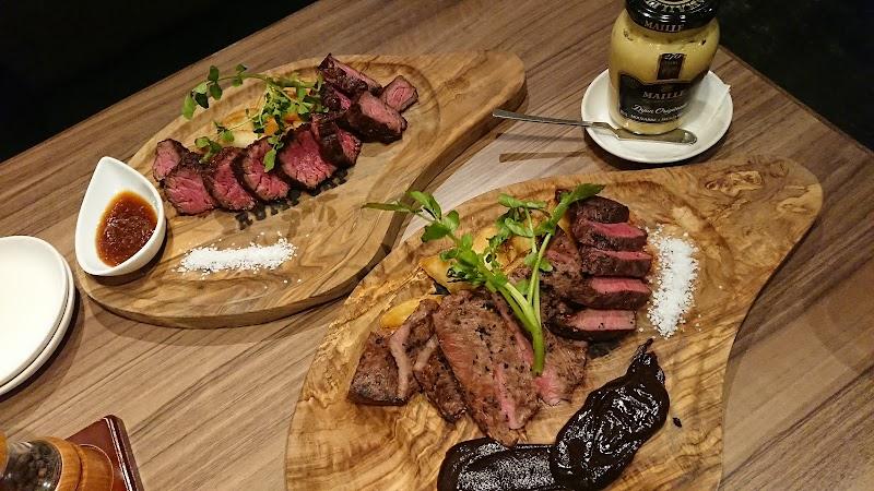 神田の肉バル ランプキャップ 蕨店