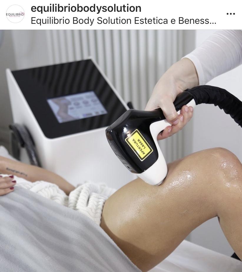 Equilibrio Body solution Di S. Barabanti
