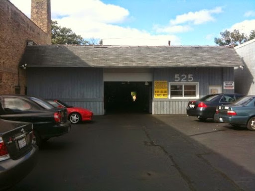 Auto Repair Shop «Northshore Automotive», reviews and photos, 525 Green Bay Rd, Wilmette, IL 60091, USA
