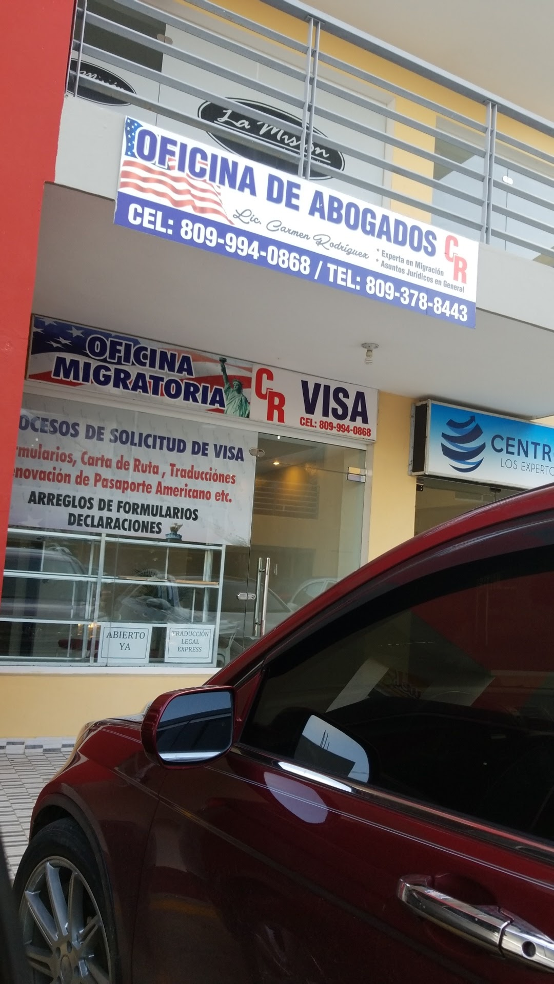 Oficina De Abogados CR