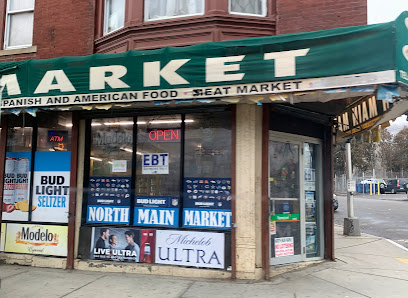 Grocery store North Main Market
