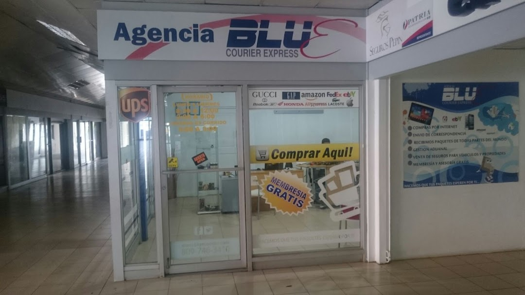 Blue Courier Higuey
