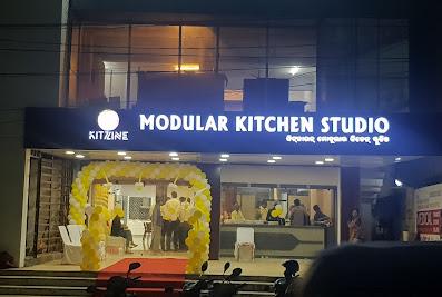 Kitzine modular kitchen studioBhubaneswar