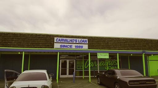 Carvalho Loans, 5549 Hemlock St, Sacramento, CA 95841, Pawn Shop