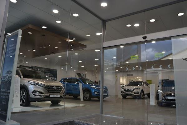Automóviles Sánchez - Concesionario Oficial Hyundai Huesca