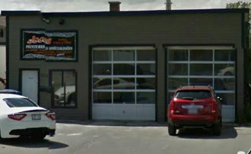 Atelier de réparation automobile Joce Pro-Peintre à Granby (QC)   AutoDir