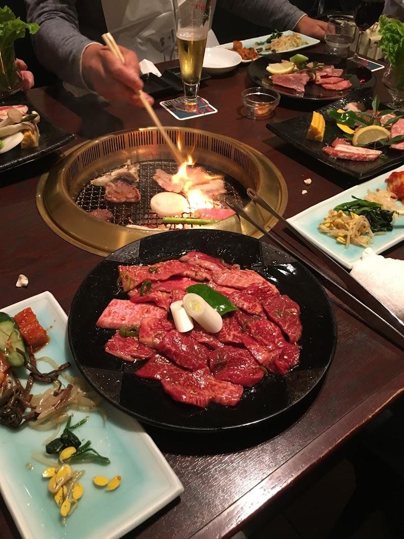 焼肉レストラン沙羅峰