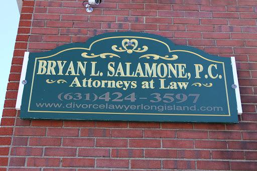 Bryan L Salamone & Associates PC, 1145 Walt Whitman Rd, Melville, NY 11747, Divorce Lawyer