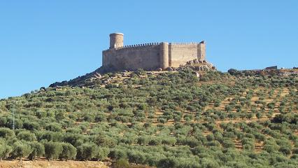Castle Puebla de Alcocer
