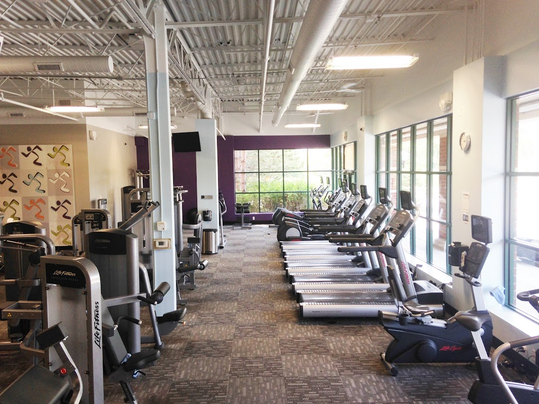 Anytime Fitness In The City Troy