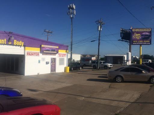 Auto Body Shop «972 Customs Paint & Collision and Auto Sales», reviews and photos, 1002 N Duncanville Rd, Duncanville, TX 75116, USA
