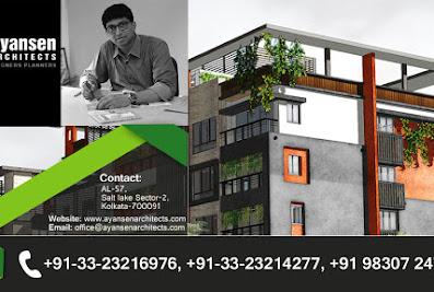 Ayan Sen Architects, Urban Designers and PlannersBidhannagar