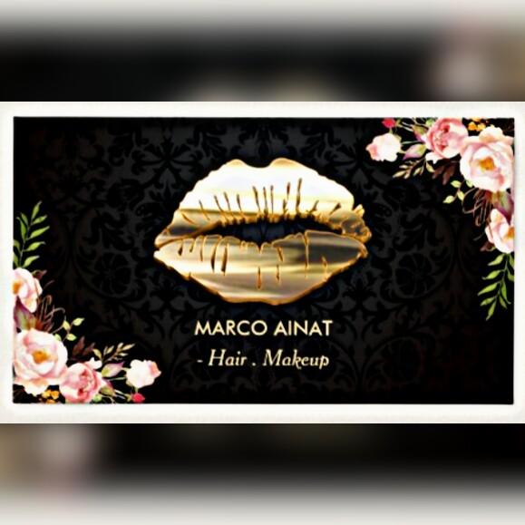 Marco ainaT Profesional Hair N Makeup Artist