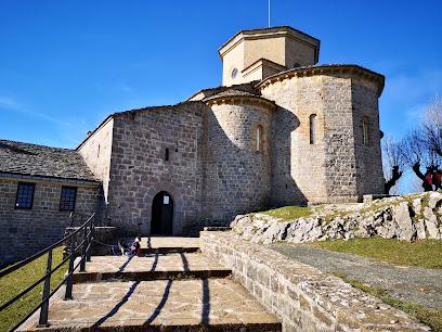 Santuario de San Miguel de Aralar - San Miguel Santutegia