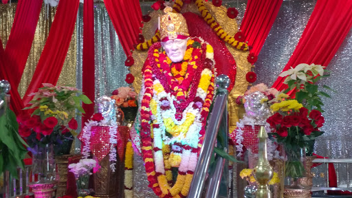 Hindu Temple «Shirdi Sai Cultural and Community Center», reviews and photos, 465 Lincoln Hwy, Iselin, NJ 08830, USA