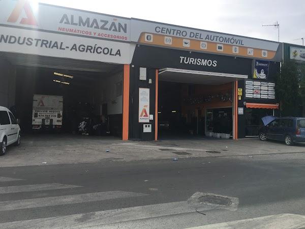 NEUMATICOS ALMAZAN E HIJOS S.L. MARTOS