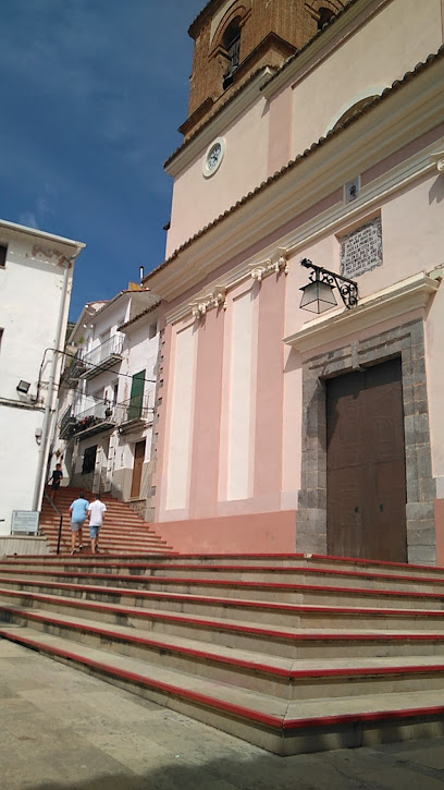 Església parroquial de Sant Vicent Ferrer d'Aiòder