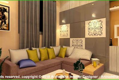Aniruddha Interior-Interior Designer & Decorator
